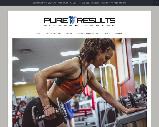 Pure Results Fitness